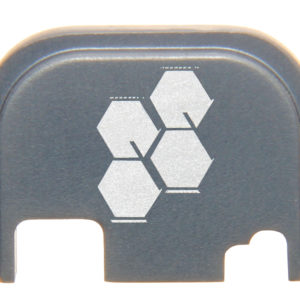 Gen 3 / 4 Slide Cover Plate with Hyve Logo