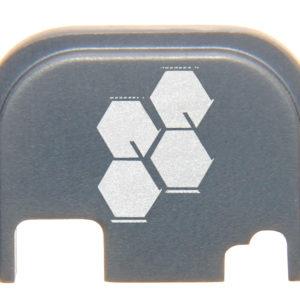 Gen5 Slide Cover Plate Hyve Logo for the Glock