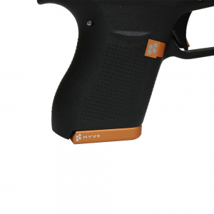 Customizable Small Mag Base for the Glock 43
