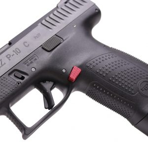 Extended Mag Release for the CZ P-10c